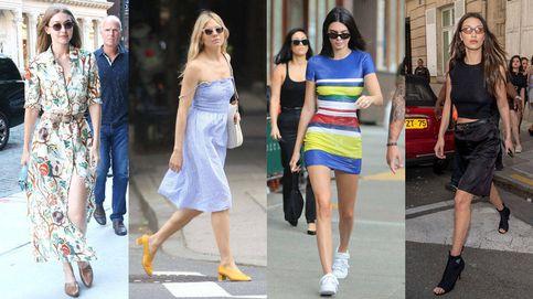 De Gigi Hadid a Kendall Jenner, estos son los 4 mejores looks del verano