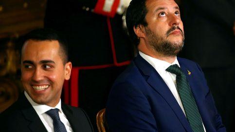El experimento populista italiano se enfrenta ante la realidad