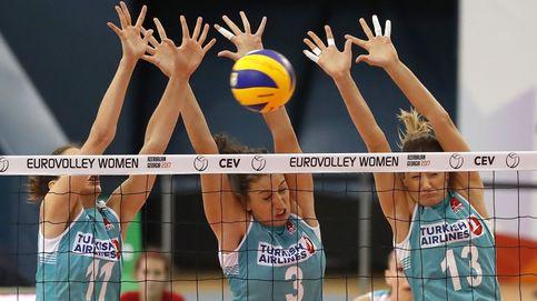 Campeonato de Europa de voleibol femenino