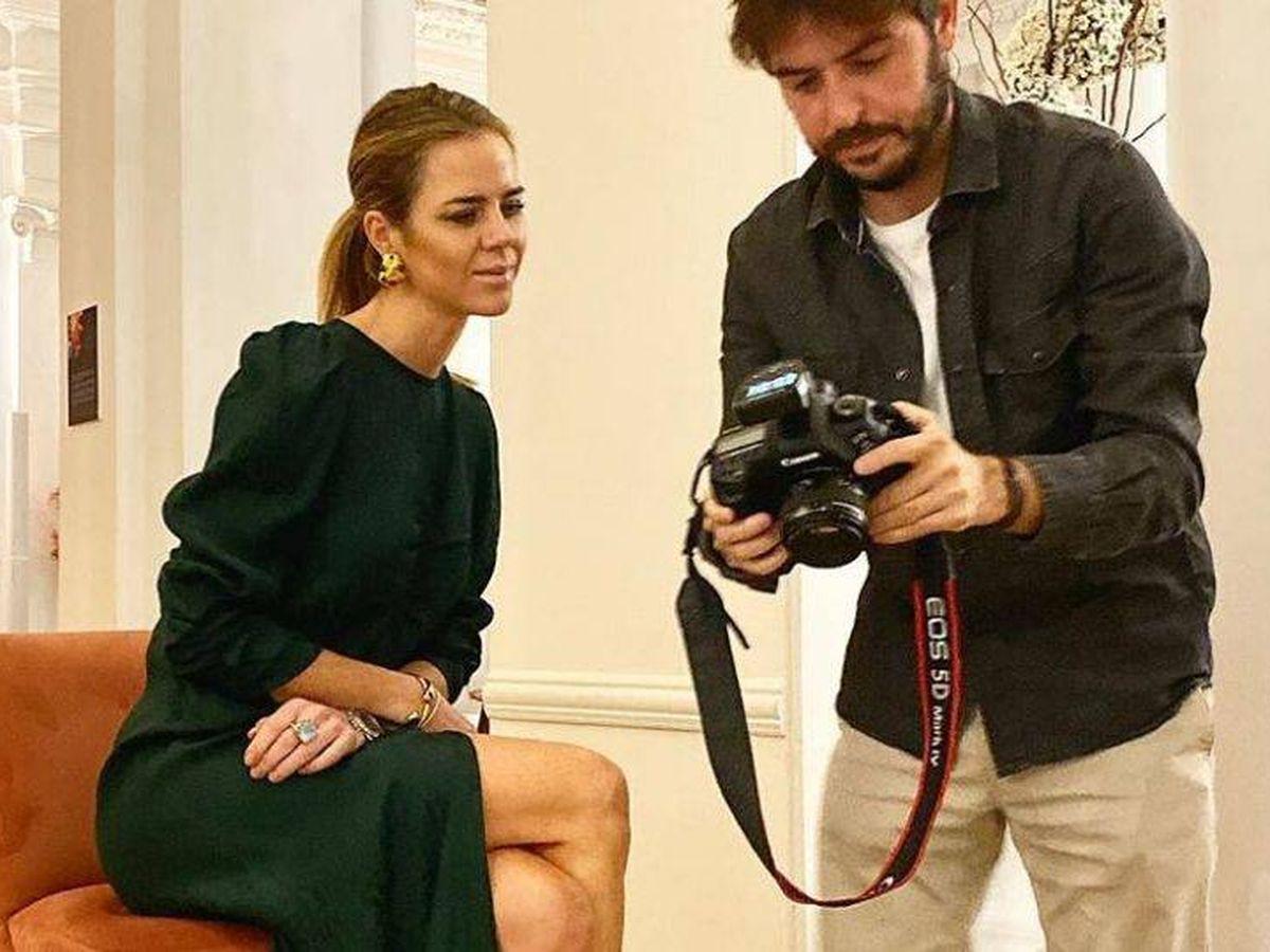Foto: Amelia Bono, con el famoso vestido, en su Instagram. (Redes)