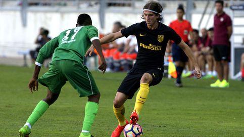 El Atlético consigue el tercer puesto en el Carranza pero no despeja las dudas