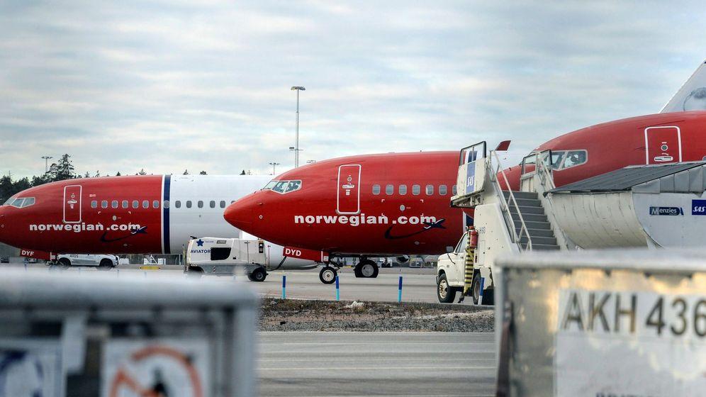 Foto: China suspende el uso de los aviones de pasajeros Boeing 737 MAX 8
