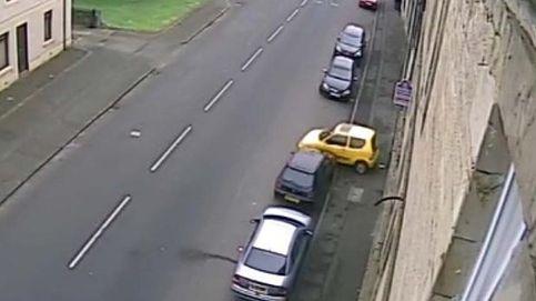 ¿El peor aparcamiento en paralelo de la historia? Ha ocurrido en Escocia