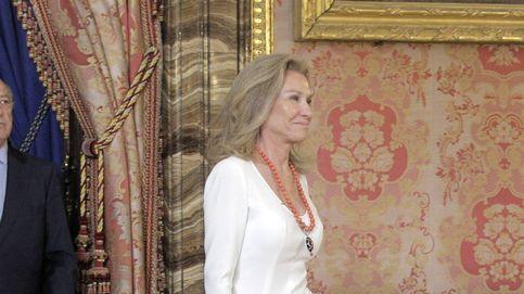 Simeón de Bulgaria, Alicia Koplowitz, Alfonso Diez... los 'otros' invitados