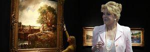 Vende su joya pictórica: ¿Podrá salir la baronesa Thyssen de su 'crisis' de liquidez?