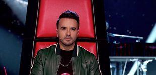Post de Luis Fonsi monopoliza 'La Voz' y Paulina Rubio sigue perdiendo popularidad