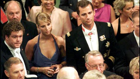 15 años del escote que arruinó la relación de Eva Sanum y Felipe