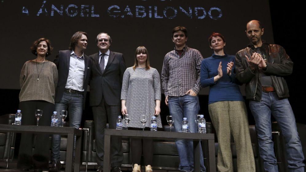 Foto: Alrededor de 300 personalidades del ámbito cultural dicen sí a Gabilondo. (EFE)