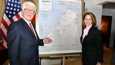 EEUU incorpora al Sáhara Occidental en su nuevo mapa oficial de Marruecos