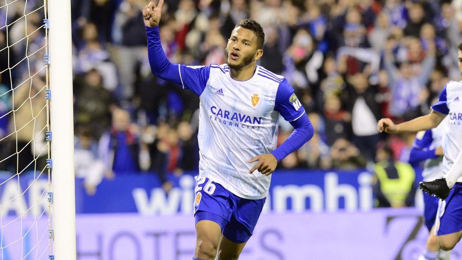Foto: Luis Suarez celebra un gol. (Europa Press)