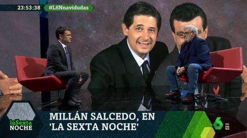 Millán Salcedo (Martes y trece), hundido por la traición de Josema Yuste