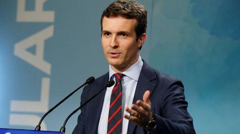La URJC investiga el máster de Pablo Casado y él asegura que es legal y puede probarlo