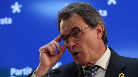 Artur Mas presume de que la cuestión catalana se está convirtiendo en europea
