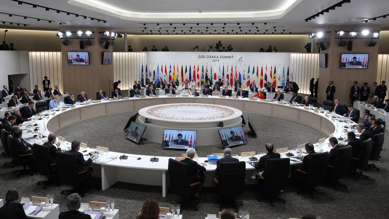 Reunión del G20 en Osaka (Japón) EFE