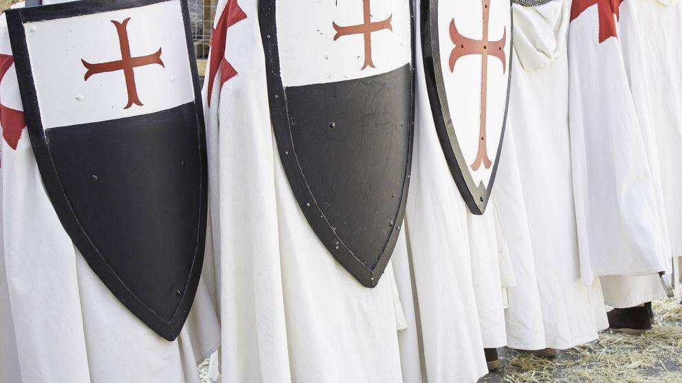 La orden del Temple, su refugio aragonés y la maldición que cobró vida