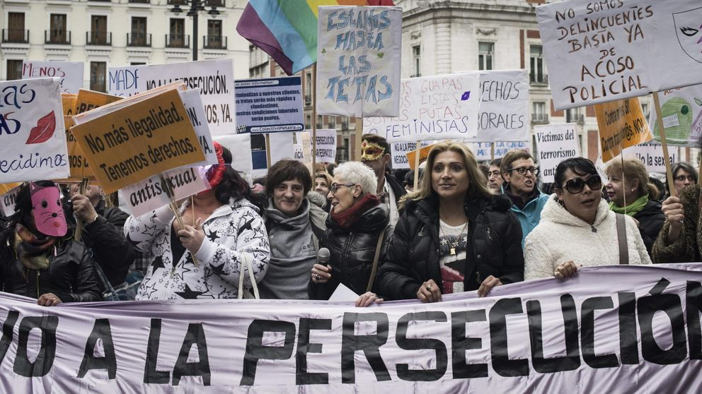 El Parlamento Europeo exige que no se castigue a las prostitutas