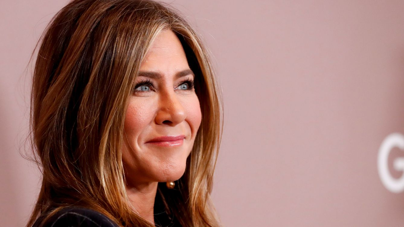 Los secretos de la espectacular silueta de Jennifer Aniston