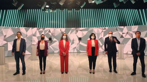 Debate Telemadrid | Iglesias, a Gabilondo: Tenemos 12 días para ganarle a la derecha
