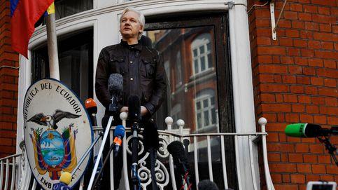 Julian Assange tiene una nueva causa: el referéndum de Cataluña
