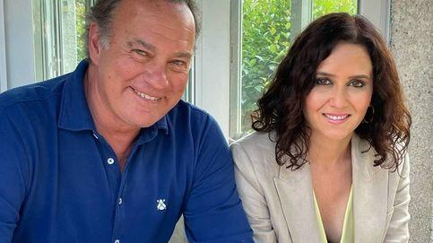 Así es Alberto González, la nueva pareja de Díaz Ayuso de la que hablará con Bertín