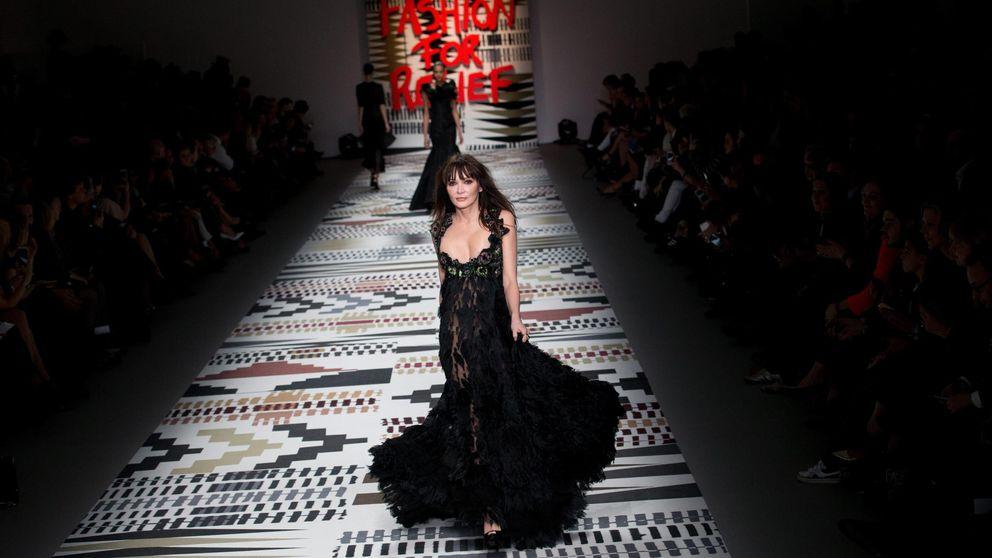 Muere Annabelle Neilson, modelo, exmujer de aristócrata y amiga de Kate Moss