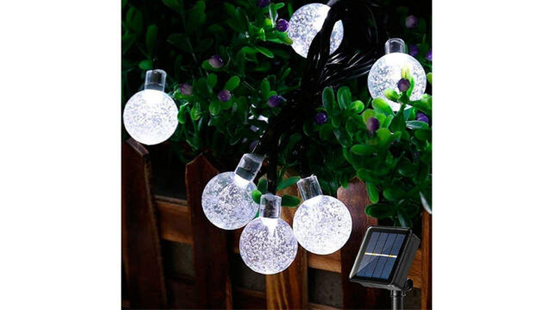 Luces LED Brizlabs, bola de cristal con función de memoria