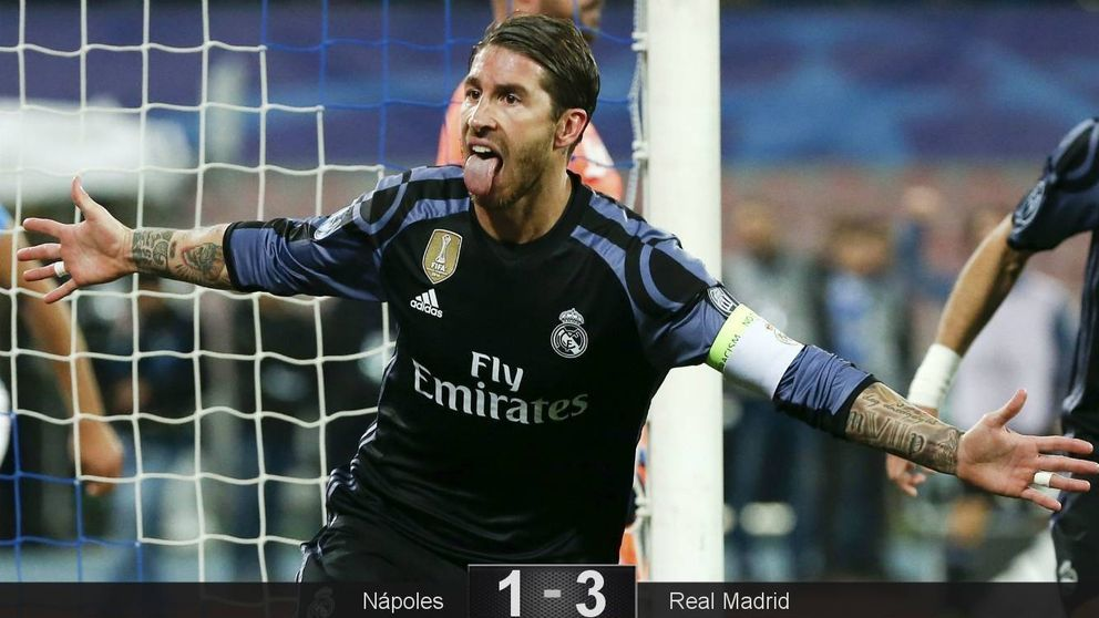 La determinación de Sergio Ramos para ser parte de la historia del Real Madrid