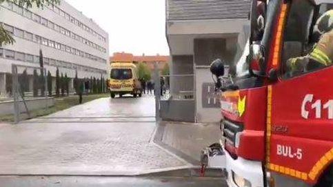 Herido tras caer por un balcón en mitad de una pelea en Alcorcón (Madrid)