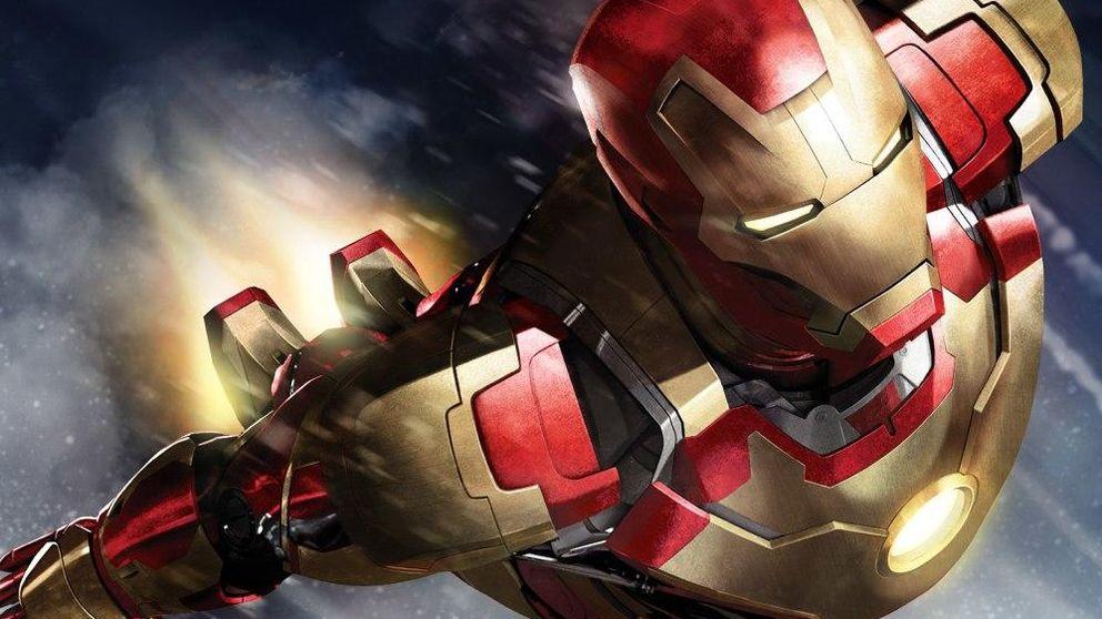 Marvel jubila a sus superhéroes