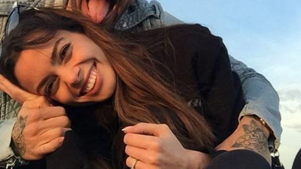 La pullita de la novia de Dani Alves a Sara Carbonero