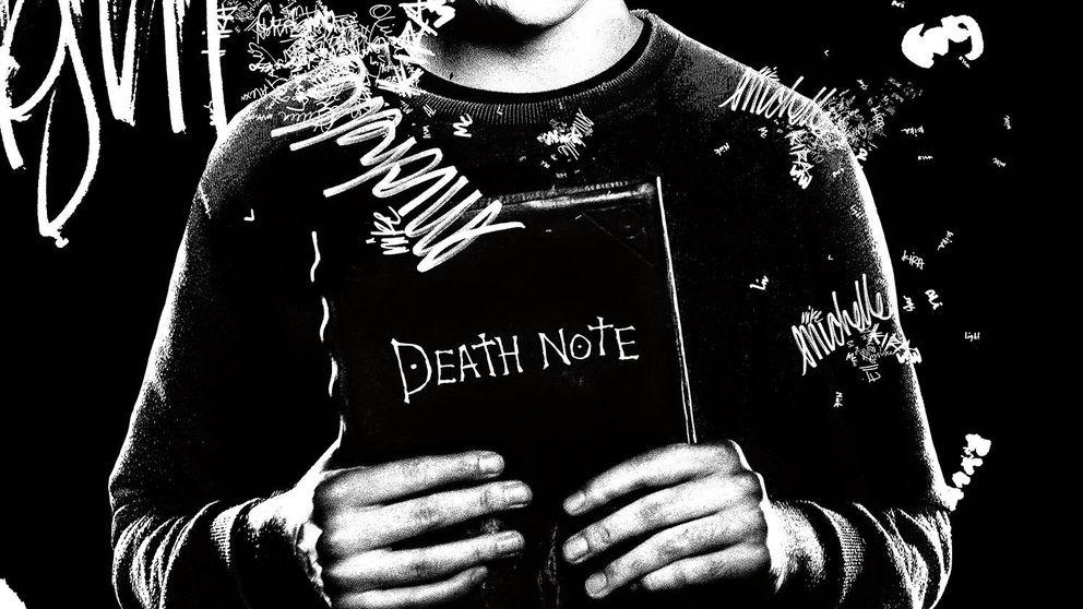 Los nuevos carteles de 'Death Note', película original de Netflix