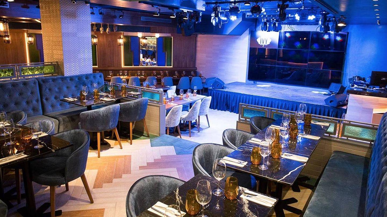Ivy Resto Lounge tiene hasta escenario. (Foto: Cortesía Ivy Resto Lounge)