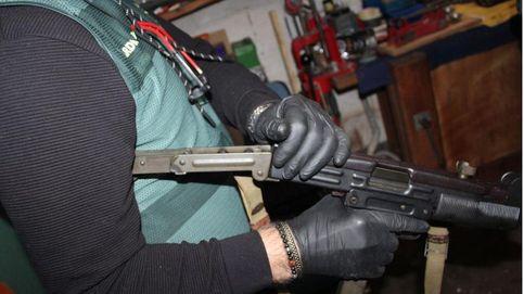 Desmantelan un taller clandestino de armas de fuego en Pontevedra
