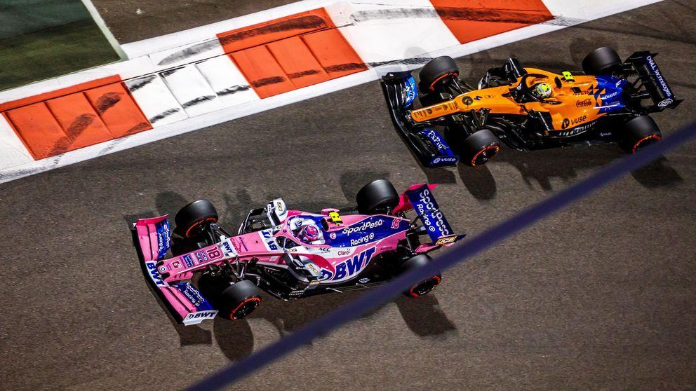 La prepotencia de Racing Point y el duro ataque a McLaren y a Carlos Sainz