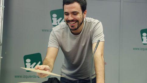 Garzón no cuestiona el pacto con Podemos pero demanda un peso más equitativo