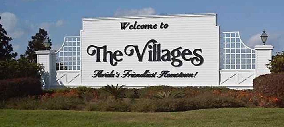 Estados Unidos Eeuu 10 Mujeres Por Cada Hombre The Villages La