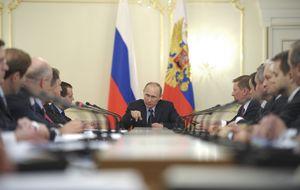 Putin no quiere la guerra en Ucrania, sino imponer su paz