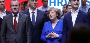 Post de Nervios en la Gran Coalición alemana ante las elecciones europeas