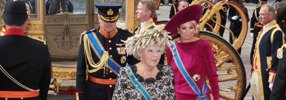 Foto: La reina Beatriz de Holanda abdica en favor de su hijo Guillermo