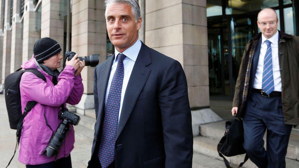 Foto: El financiero Andrea Orcel. (Reuters)