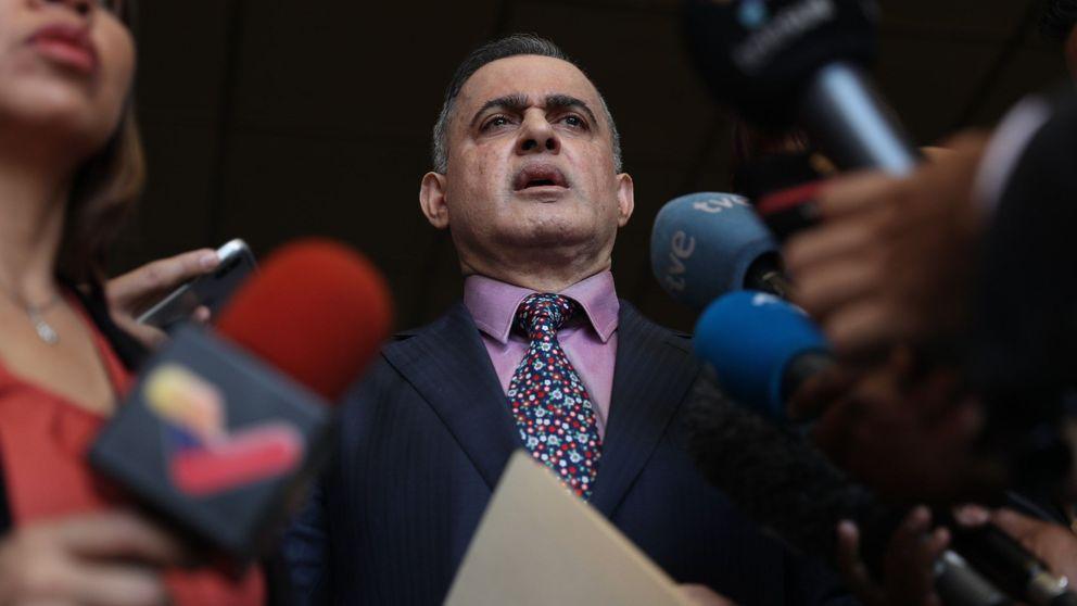 El Tribunal Supremo de Venezuela prohíbe a Guaidó salir del país