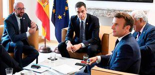 Post de Sánchez queda a los pies de los caballos de París y Berlín, que se reparten el poder