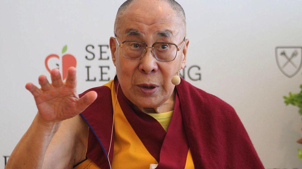 Foto: El líder espiritual tibetano Dalai Lama. (Reuters)