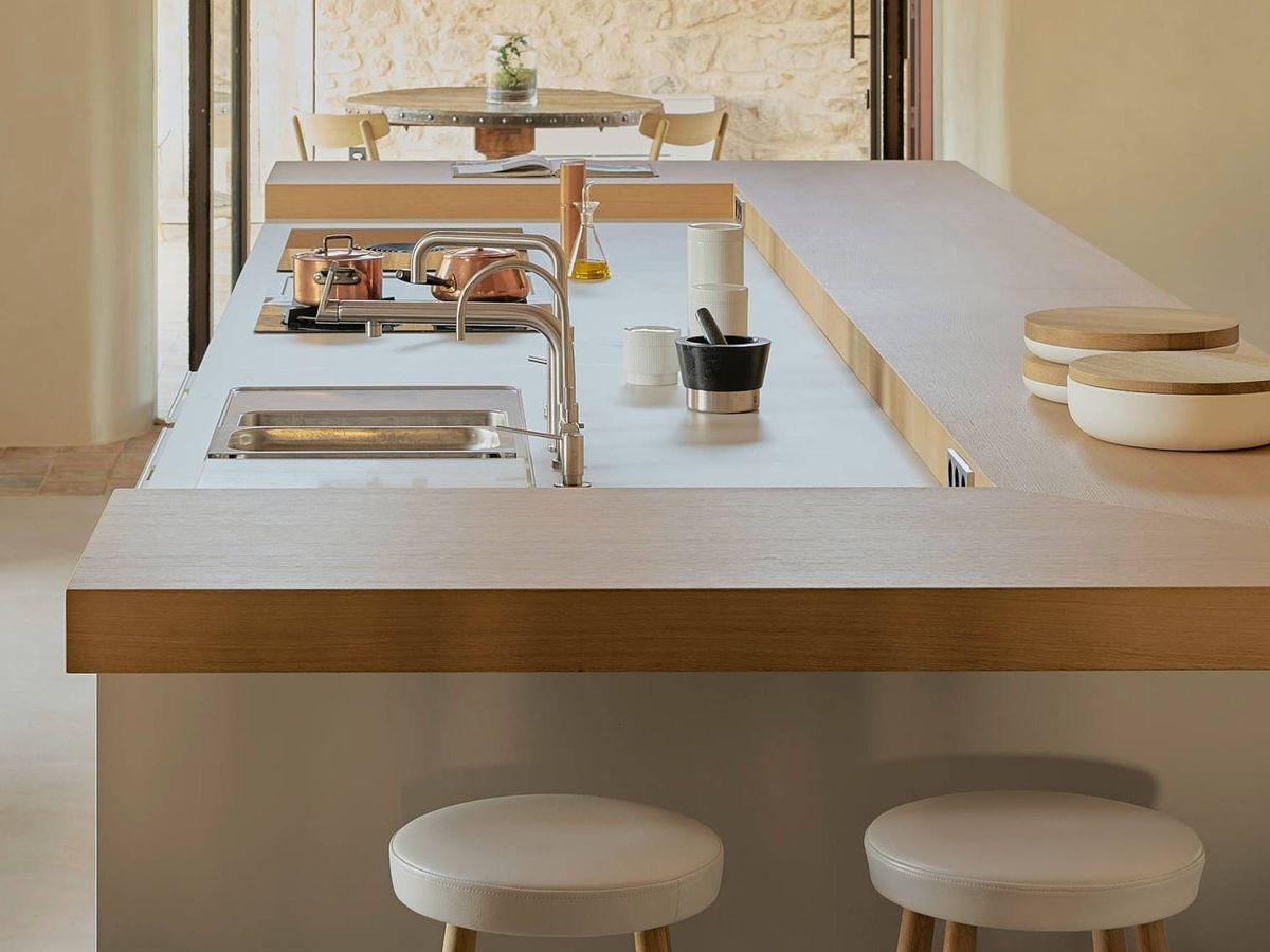 Foto: Claves para decorar una cocina de estilo minimalista. (Jorge de Jorge para Unsplash)
