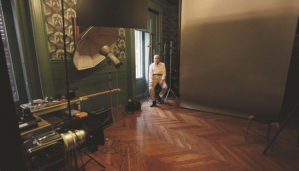Foto: Alberto Schommer, cara a cara con El Prado