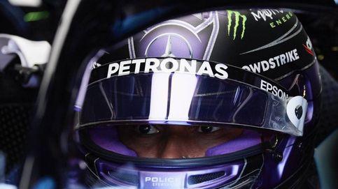 Hamilton tira de casta y se lleva la pole: decepción para Sainz y Alonso, fuera de la Q3