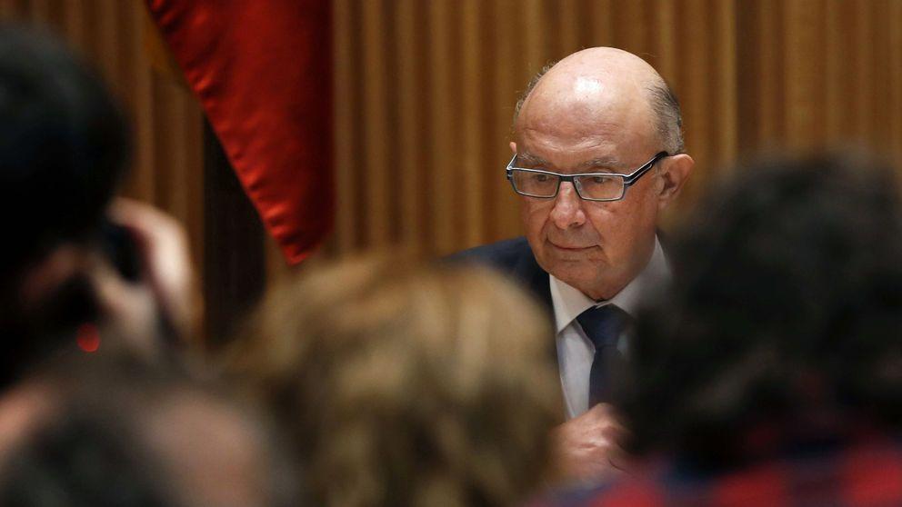 El juez Llarena pide explicaciones a Montoro por sus declaraciones