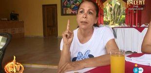 Post de 'Supervivientes': Isabel Pantoja pone en su sitio a Omar y a