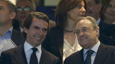 Quién es quién en el palco de honor del Santiago Bernabéu en un Madrid-Barcelona
