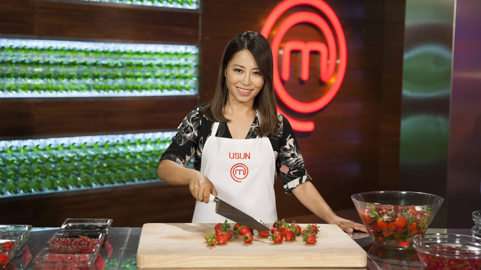 Foto: Usun Yoon, concursante de 'MasterChef Celebrity'